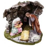 "Nativity Statue cm.18-11"""
