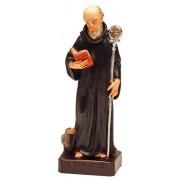 """St.Benedict Statue cm.16-6"""""""