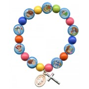 Multicolored Childrens Bracelet