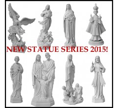 Composite Marble Statue Series