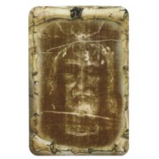 "Shroud Scroll Fridge Magnet cm.4x6 - 4 1/4""x 2 1/2"""
