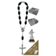 Medjugorje Car Statue SCBMC8 with Decade Rosary RD164-3