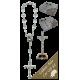 Crucifix Car Statue SCBMC20 with Decade Rosary RD850A-15