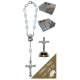 Crucifix Car Statue SCBMC21 with Decade Rosary RDI28