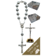 Crucifix Car Statue SCBMC23 with Decade Rosary RD1480S