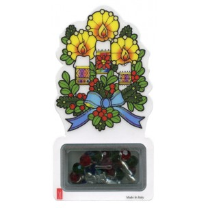 http://monticellis.com/4098-4609-thickbox/candle-laminated-bookmark-with-christmas-rosary-bracelet.jpg