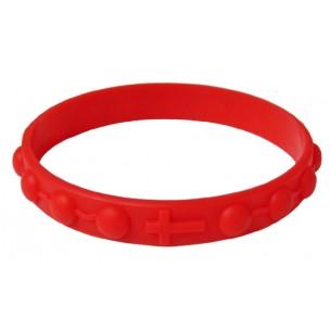 http://monticellis.com/4119-4674-thickbox/pulsera-rosario-hecho-de-silicona-elastico-en-el-color-marron.jpg