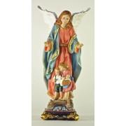 Guardian Angel Colour Statue