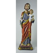 St.Joseph Colour Statue