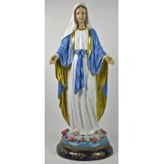Miraculous Colour Statue 36""