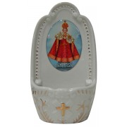 Infant Jesus Porcelain Waterfont