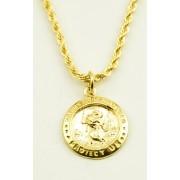St.Christopher Medal Pendent