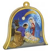 Hanging Plaque Christmas Tree Ornament