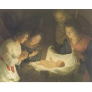 Nativity High Quality Print