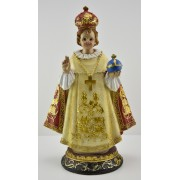 Infant of Prague Polyresin Statue