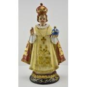 Infant of Prague Polyresin Statue
