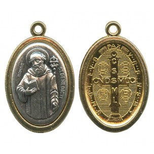 http://monticellis.com/4430-5170-thickbox/stbenedict-two-toned-oval-medal.jpg
