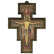 Saint Damian Cross cm.18- 7""