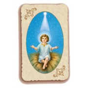 "Baby Nativity Holy Card Antica Series cm.6.5x10 - 2 1/2""x4"""