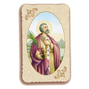 "St.Peter Holy Card Antica Series cm.6.5x10 - 2 1/2""x4"""
