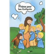 "Prayers for Children Book French Text cm.9.5x14 - 3 3/4""x 5 1/2"""